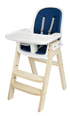 OXO Tot Sprout high chair side view.  sc 1 st  GetBabyChair.com & OXO Tot Sprout High Chair Review | GetBabyChair.com