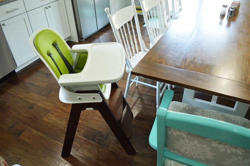 OXO Tot Sprout High Chair Review & OXO Tot Sprout High Chair Review | GetBabyChair.com