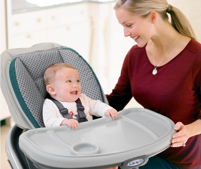 Miraculous Graco Blossom 4 In 1 Convertible High Chair Review Alphanode Cool Chair Designs And Ideas Alphanodeonline