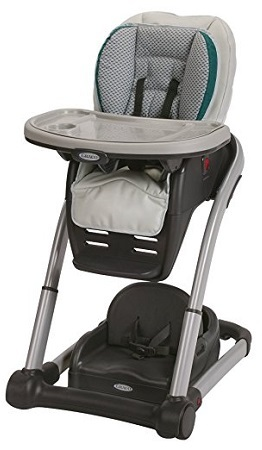 Graco Blossom 4 in 1 convertible high chair.  sc 1 st  GetBabyChair.com & Graco Blossom 4-in-1 Convertible High Chair Review   GetBabyChair.com islam-shia.org